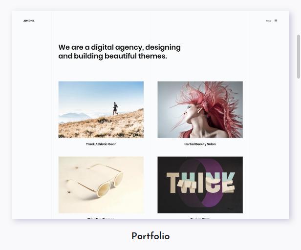 Arkona - Personal Blog & Magazine WordPress Theme - 5